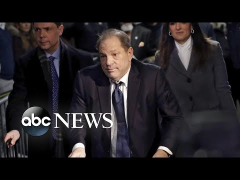 Is jury in blockbuster trial of Harvey Weinstein deadlocked on some of the charges?