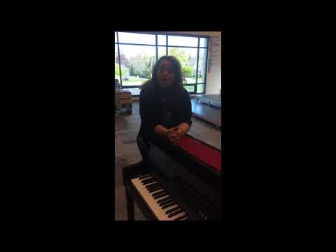 Lake Bluff Middle School Piano Grant