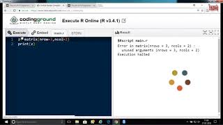 Statistics using R programming 17-7-2018
