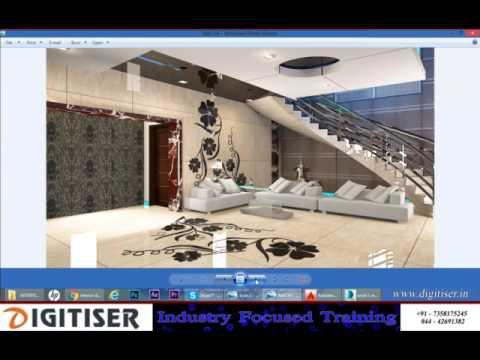 Interior Design Training In Tamil Youtube