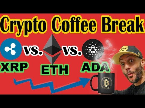 Ripple XRP - How High Will It Go? XRP Possible Moon Shot? ETH to $10K? Analysis of XRP, ADA, ETH