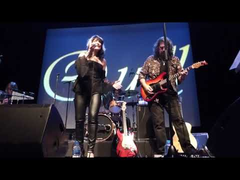 Quill ft Bev Bevan - The Whole Of The Moon : Ludlow Assembly Rooms 17th February 2018