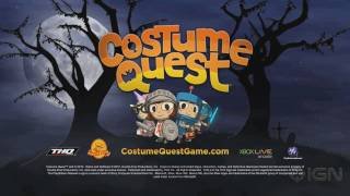 Costume Quest: Launch Trailer