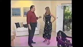 Repeat youtube video Puntos y Puntadas 39. Vestido Español con Godets. Moldería. Hermenegildo Zampar.
