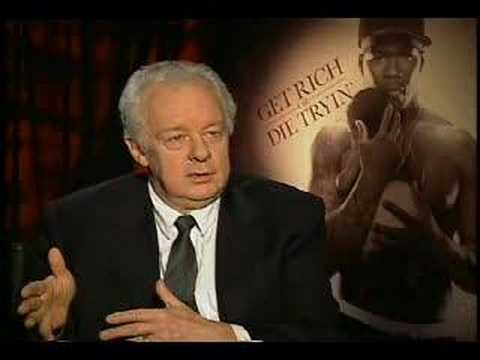 Jim Sheridan interview for Get Rich or Die Trying