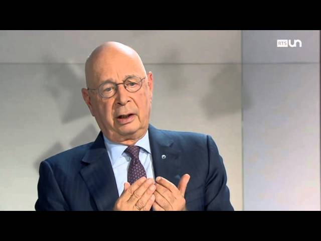 L'interview de Klaus Schwab