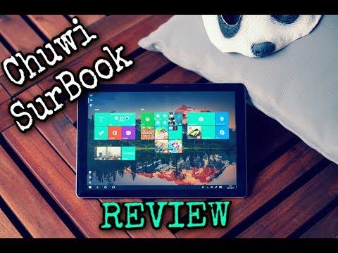 [Test] Chuwi SurBook - €300 für ein Surface Pro? [Deutsche Review]