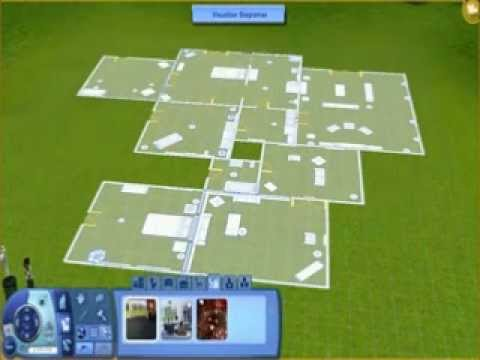 Blueprint Diagramas The Sims 3 Seasons 1 42 Youtube