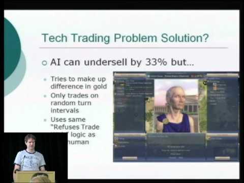 "Playing to Lose: AI and ""Civilization"" (Soren Johnson)"