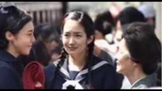 高梨臨、松嶋菜々子に憧れ…従軍看護婦を目指す女学生役に! cinemacafe....