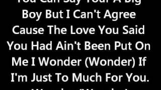 The PussyCatDolls - Buttons Lyrics