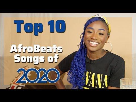 My Lit Playlist | Top 10 Afro/AfroBeats Songs of 2020 | ItsJustNife
