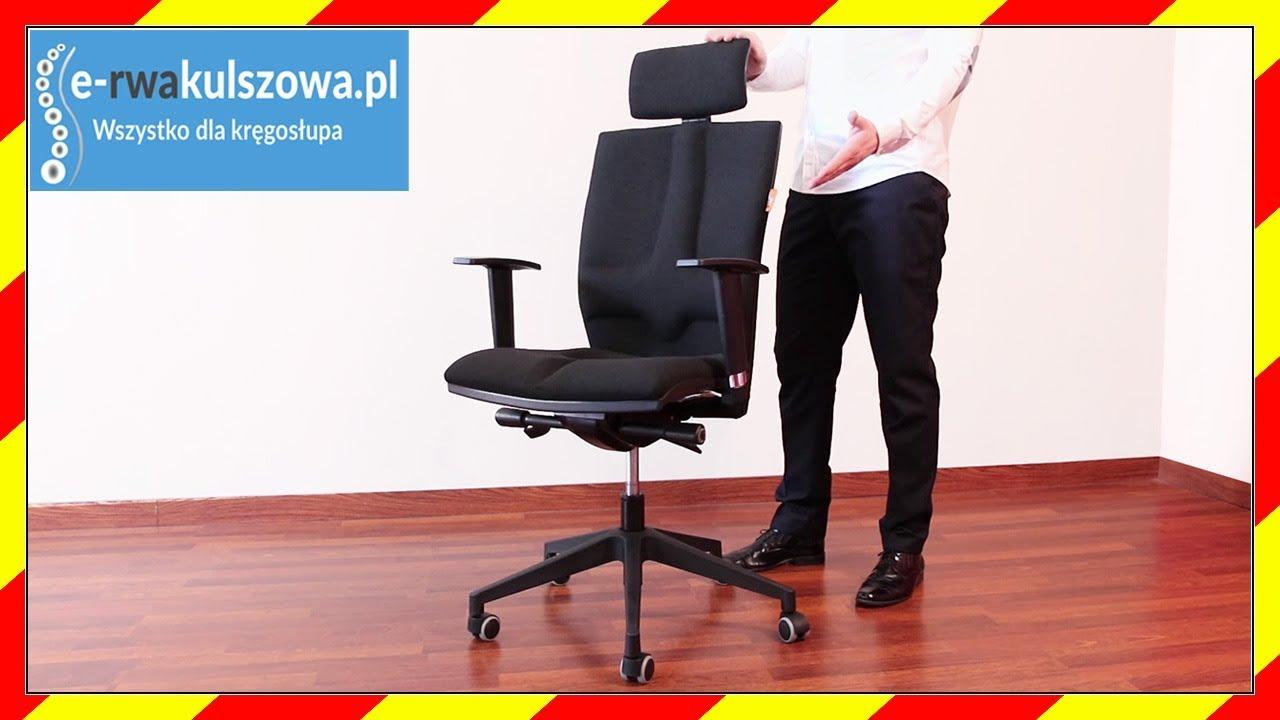 Fotel Biurowy Na Chory Kręgosłup Jaki Fotel Ergonomiczny