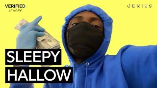 Sleepy Hallow Deep End Freestyle Official Lyrics & Meaning | Verified