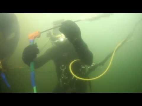 Underwater Burning Tools - 10,000 °F Cuts Through ANYTHING