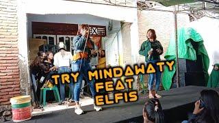 Anggur Terlarang - Try Mindawaty Feat Elfis