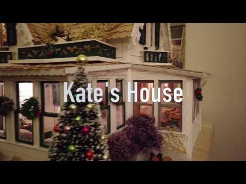 Kate's Dollhouse (Miniature recreation)