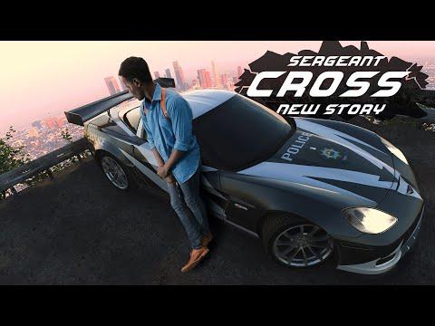 Сержант Кросс. Новая история. Need for Speed Most Wanted 2?