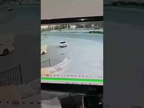 Авария на H6 трассе в Армении.