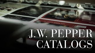 The J.W. Pepper Catalog