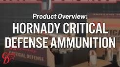 Hornady Critical Defense ammunition - Cheaper Than Dirt Sells Hornady