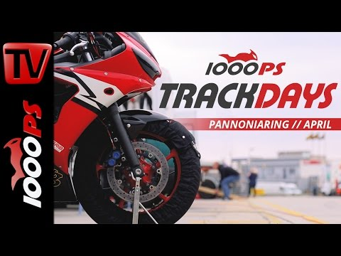 1000PS Bridgestone Trackdays - Eventvideo | Pannoniaring April 2017