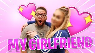 MEET MY NEW GIRLFRIEND!! (Kaylen got jealous!)