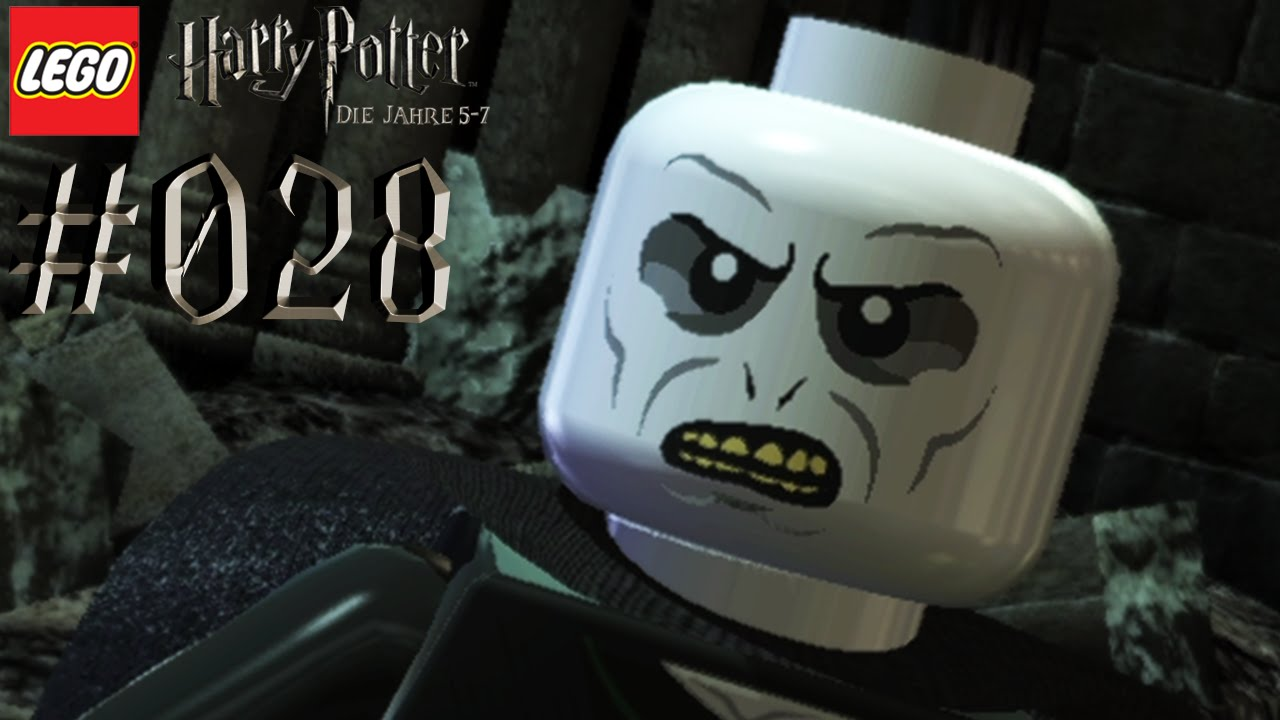Lego Harry Potter Die Jahre 5 7 028 Lord Voldemort Let S Play Lego Harry Potter Deutsch Youtube