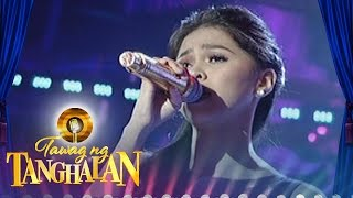 Tawag ng Tanghalan: Marielle Montellano | The Greatest Performance Of My Life (Round 2 Semi-Finals)