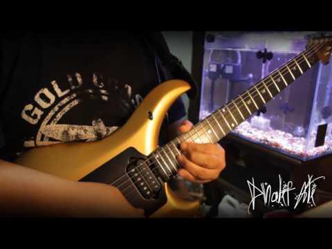 Ernieball Musicman JP Majesty Precious Metal 6 GoldMine