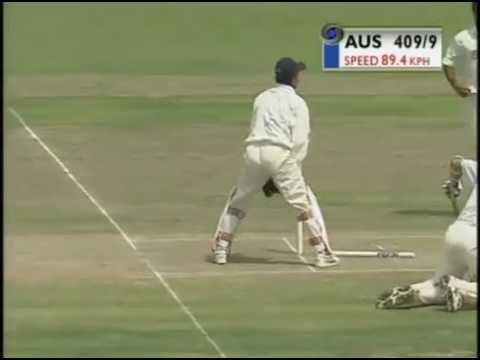 INDIA VS AUSTRALIA 2001 KOLKATA HIGHLIGHTS  INDIA'S GREATEST TEST MATCH WIN! Border Gavaskar Series