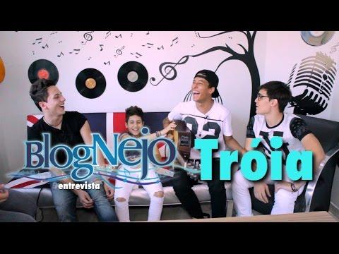 Blognejo Entrevista - Tróia
