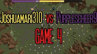 Risky Strats Tournament FINALS | Joshua vs Purplescheer Game 4