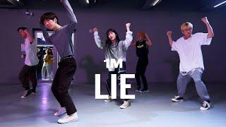 BTS - Lie / Woonha Choreography
