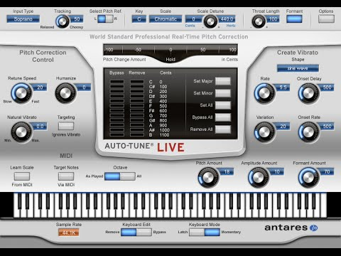 iZotope The T-Pain Effect v  VST for Win + Mac OSX Free ...