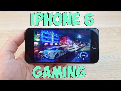 IPHONE 6 GAMING TEST IOS 12.4.2 (APPLE A8) - ИГРОВОЙ ТЕСТ!
