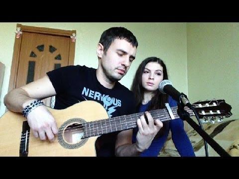 Ангелы не спят - красивая песня под гитару !!!