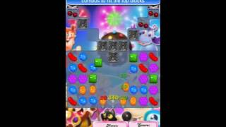 Candy Crush Saga Level 1405 No Booster with tips