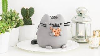 Torta del Gato PUSHEEN ☆ Tan Dulce