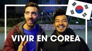 ¿CÓMO ES VIVIR EN COREA? con Juanes Vélez | enriquealex