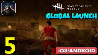 Dead By Daylight Mobile Global Launch Gameplay (Android, iOS) - Part 5