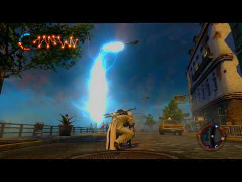 inFamous 2 100% Evil Karma Walkthrough Part 5, 720p HD (NO COMMENTARY)
