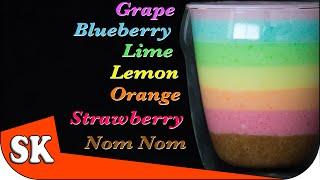 How to Make Rainbow Cheesecake - Capture a Rainbow - Rainbow Series 01