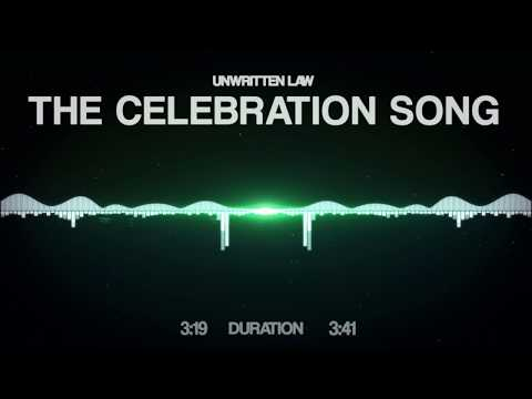 Unwritten Law - The Celebration Song