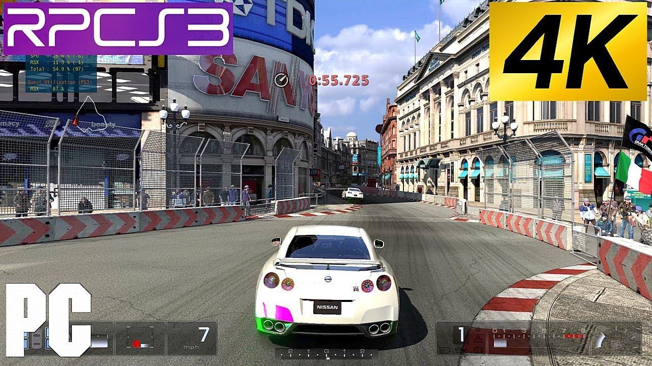 ps3 emulator for pc gran turismo 6