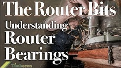 The Router Bits - Understanding Bearings