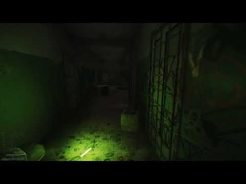 Zb-014 Key Spawn (Bunker exit on woods)    Escape from Tarkov