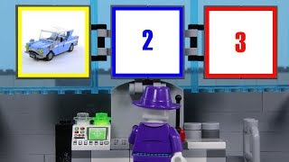 LEGO Joker Experimental Vehicle Car