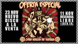 """OTRA VUELTA DE TUERKA"" nuevo album de OFERTA ESPECIAL(100%ska-punk)"