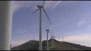 Eólicas Euskadi en el Monte Oiz